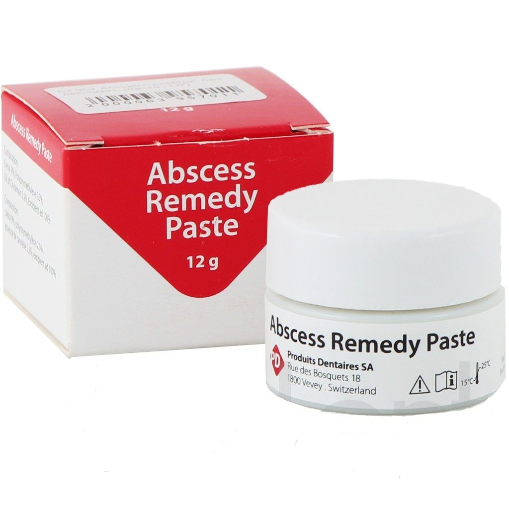 Abscess remedy paste 12г, РD