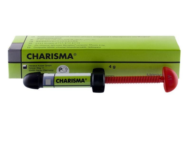 Charisma - универсальный фторовыделяющий светоотвержд. композит, отдельный цвет (1 шпр. * 4г) AO3